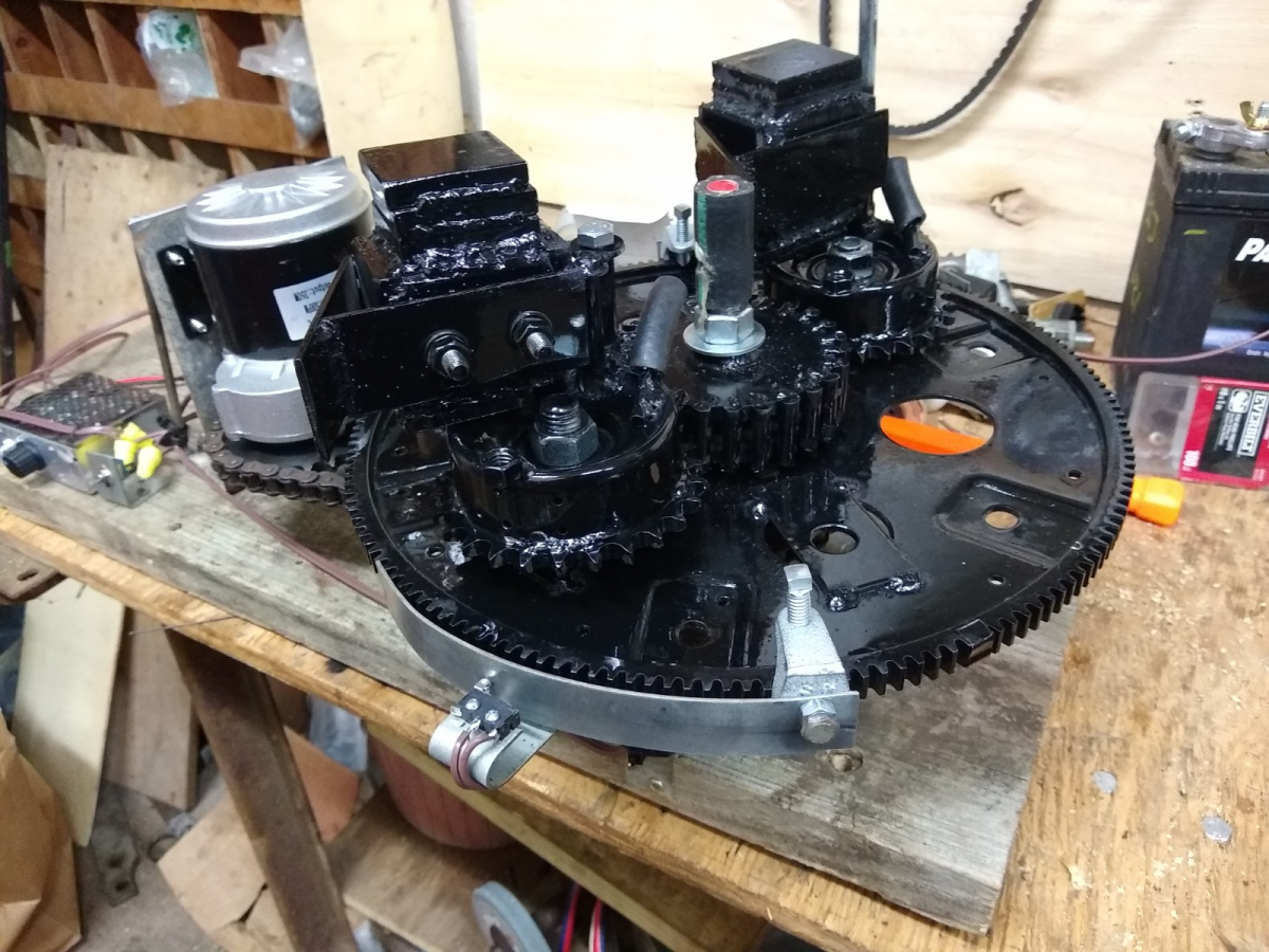 PIE 4.7 – Now with Two Weights and Actuators, PIETECH P. 15